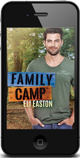 Family Camp by Eli Easton ~ Audio Review