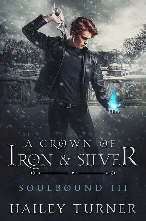 Hailey Turner - A Crown of Iron and Silver Cover 484juf