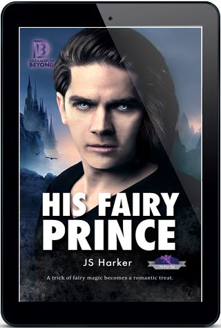 His Fairy Prince by J.S. Harker Pre-release Blast & Exclusive Excerpt!