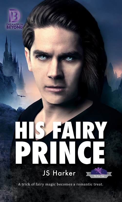 J.S. Harker - His Fairy Prince Cover 4853jh