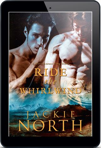 Ride the Whirlwind by Jackie north