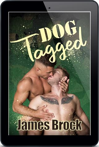 James Brock - Dog Tagged 3d Cover nej84
