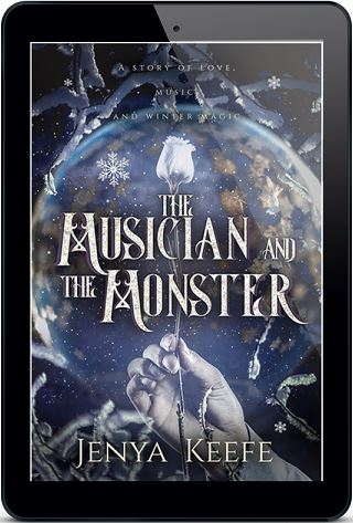 The Musician and the Monster by Jenya Keefe Blog Tour, Excerpt & Giveaway!