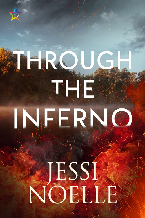 Jessi Noelle - Through the Inferno Cover t38me