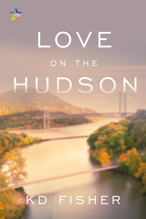 K.D. Fisher - Love on the Hudson Cover snu493