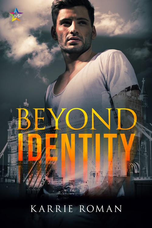 Karrie Roman - Beyond Identity Cover men78