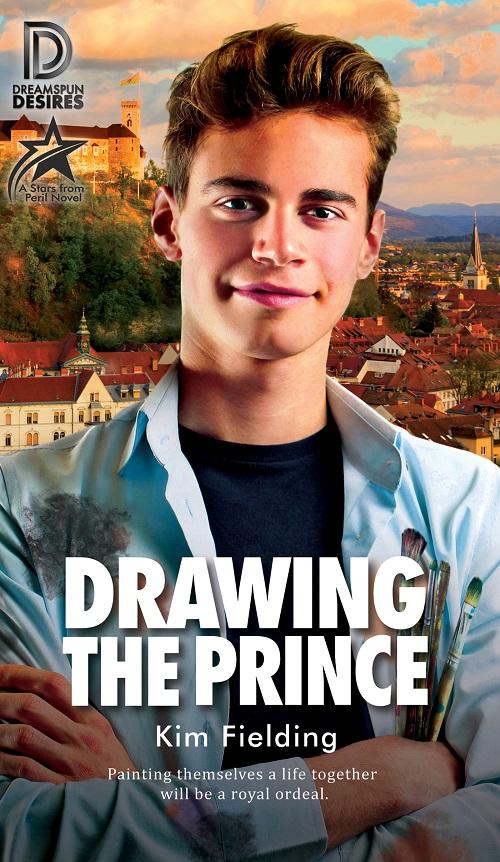 Kim Fielding - Drawing the Prince Cover ewt64j