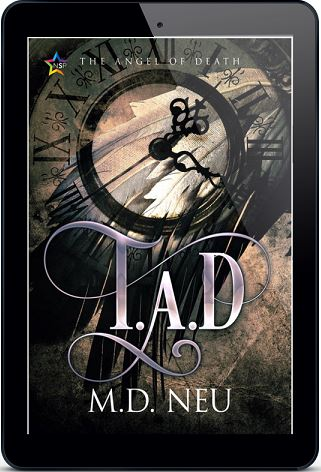 T.A.D by M.D. Neu Cover Reveal, Excerpt & Giveaway!
