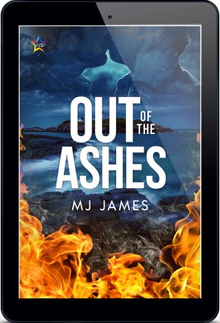 Out of the Ashes by M.J. James Release Blast, Excerpt & Giveaway!