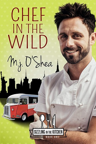 M.J. O'Shea - Chef In The Wild Cover eb3n83