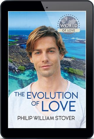 Philip William Stover - The Evolution of Love 3d Cover 23j4nk
