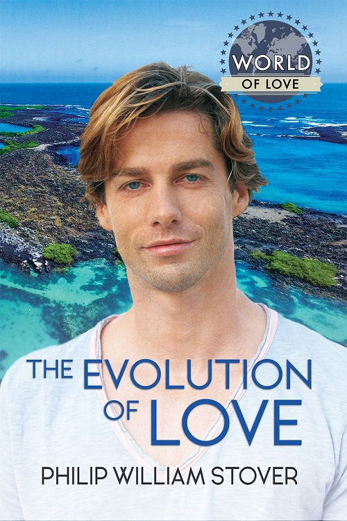 Philip William Stover - The Evolution of Love Cover th3n84o