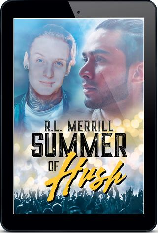 Summer of Hush by R.L. Merrill