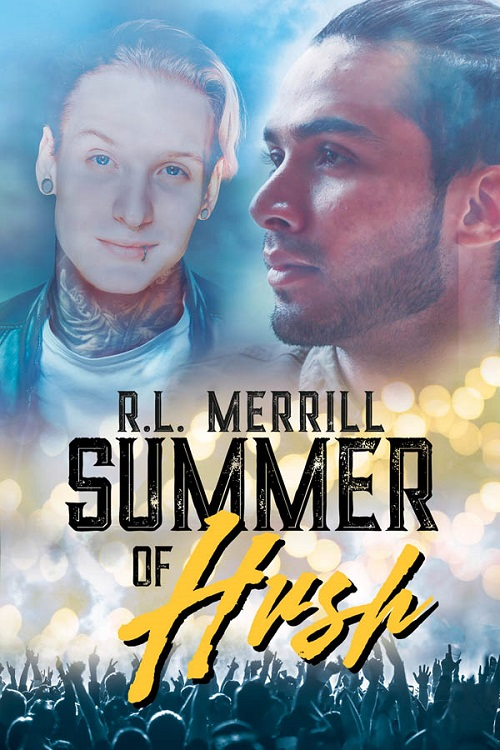 R.L. Merrill - Hush of Summer Cover 34b47