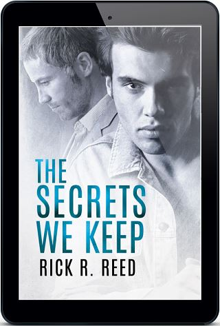 Rick R Reed - The Secrets We Keep 3d Cover amlo03