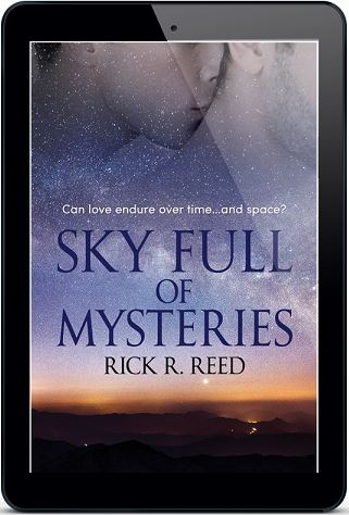 Rick R. Reed - Sky Full Of Mysteries 3d Cover 34j4u8