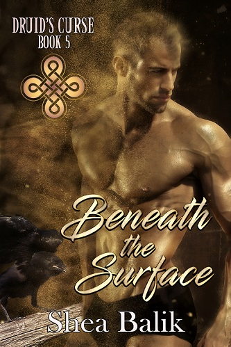 Shea Balik - Beneath the Surface Cover s dhr746