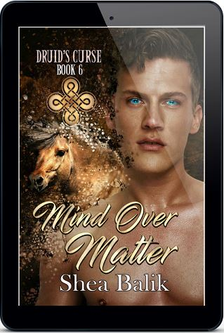 Mind Over Matter by Shea Balik