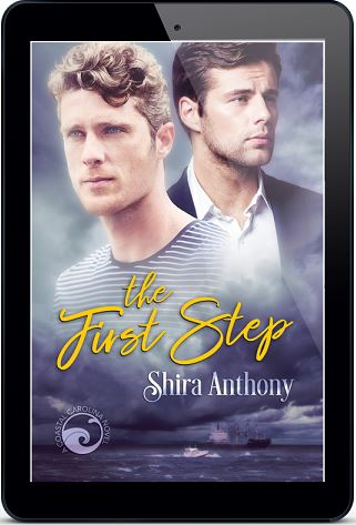 The First Step by Shira Anthony Guest Post & Exclusive Excerpt!