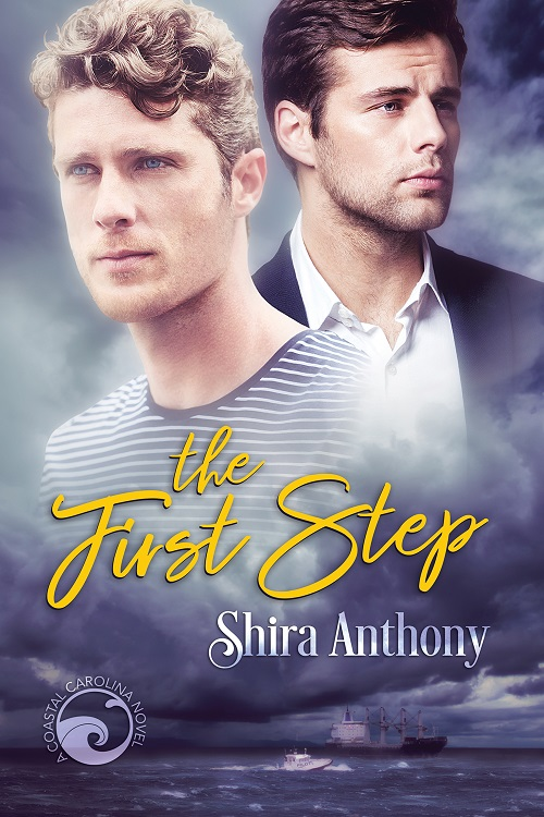 Shira Anthony - The First Step Cover n3j938