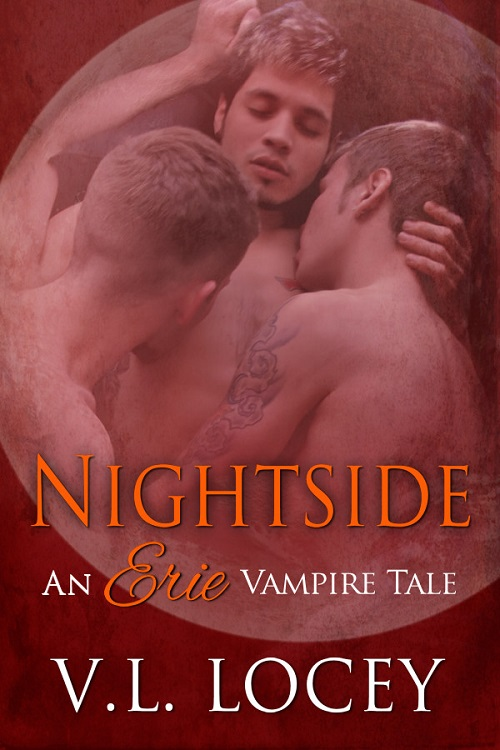 V.L. Locey - Nightside Cover geb76