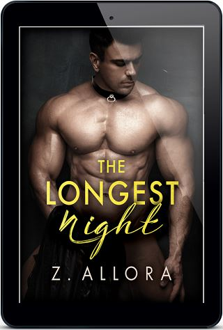 The Longest Night by Z. Allora Cover Reveal & Excerpt!