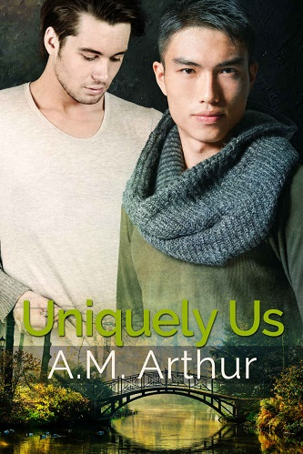 A.M. Arthur - Uniquely Us Cover nsd76f
