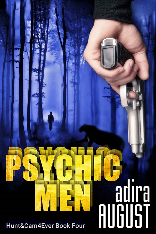 Adira August - Psychic Men Cover nt743