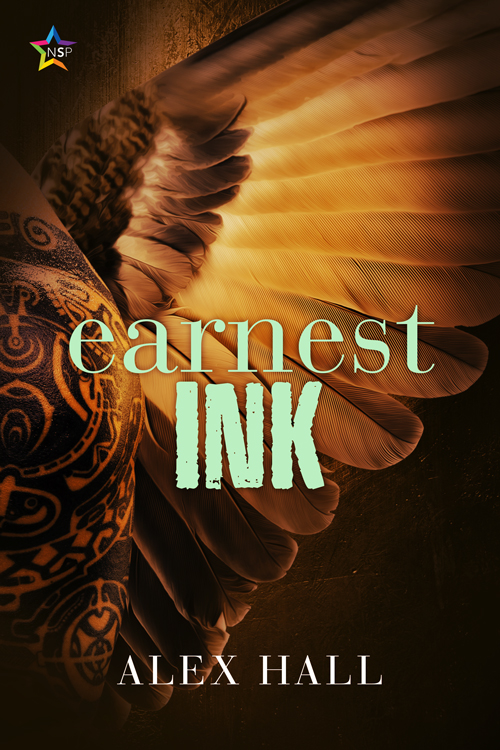 Alex Hall - Earnest Ink Cover 45brrm,