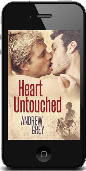 Heart Untouched by Andrew Grey ~ Audio Review