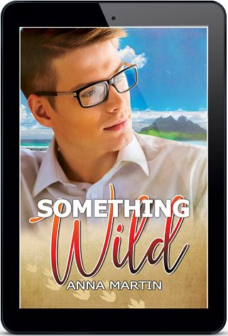 Something Wild by Anna Martin