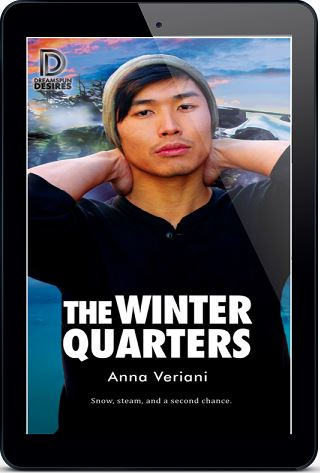 The Winter Quarters by Anna Veriani Guest Post, Excerpt & Pre-order Giveaway!