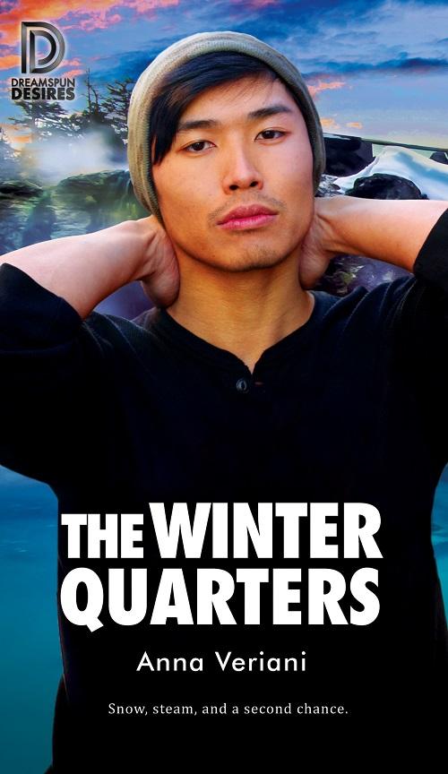 Anna Veriani - The Winter Quarters Cover 35j73