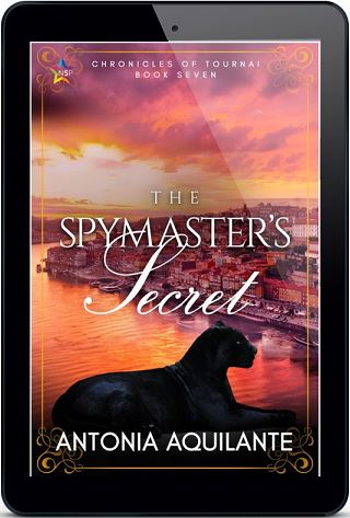 The Spymaster's Secret by Antonia Aquilante Release Blast, Excerpt & Giveaway!