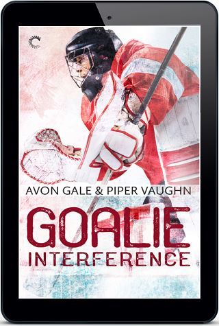 Goalie Interference by Avon Gale and Piper Vaughn Blog Tour, Q&A & Excerpt!