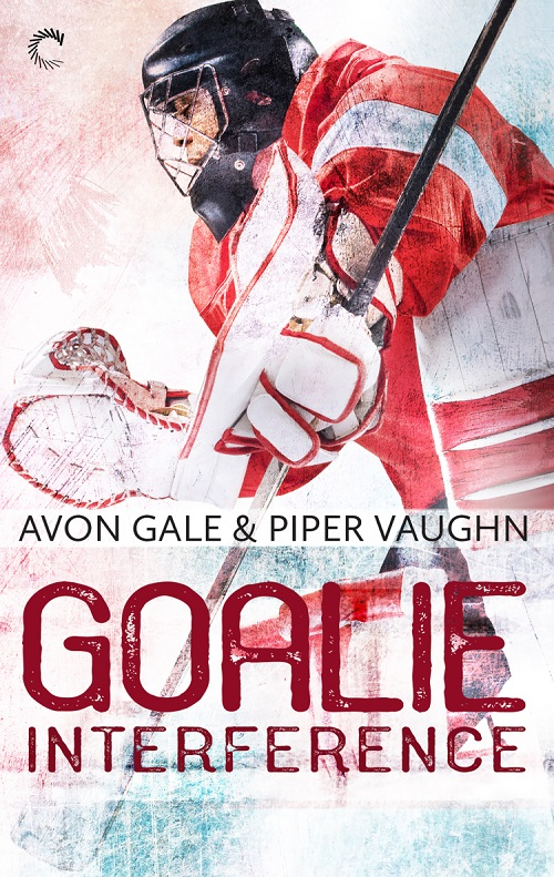 Avon Gale and Piper Vaughn - Goalie Interference Cover nfe8fc