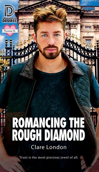 Clare London - Romancing The Rough Diamond Cover s dnhy54jh