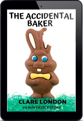 The Accidental Baker by Claire London