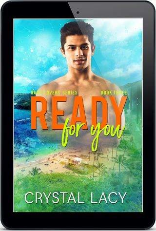 Ready For You by Crystal Lacy Release Blast, Excerpt & Giveaway!