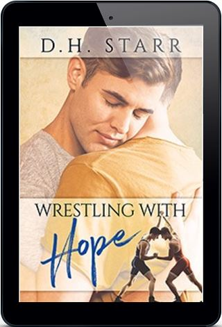 D.H. Starr - Wrestling With Hope 3D Cover ENKJS4