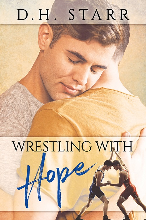 D.H. Starr - Wrestling With Hope Cover erbfhy47