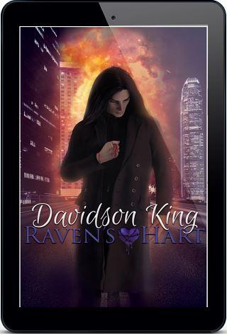 Davidson King - Raven's Hart 3d Cover feankew