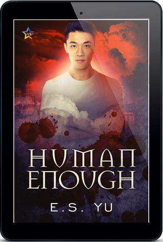 Human Enough by E.S. Yu Release Blast, Excerpt & Giveaway!