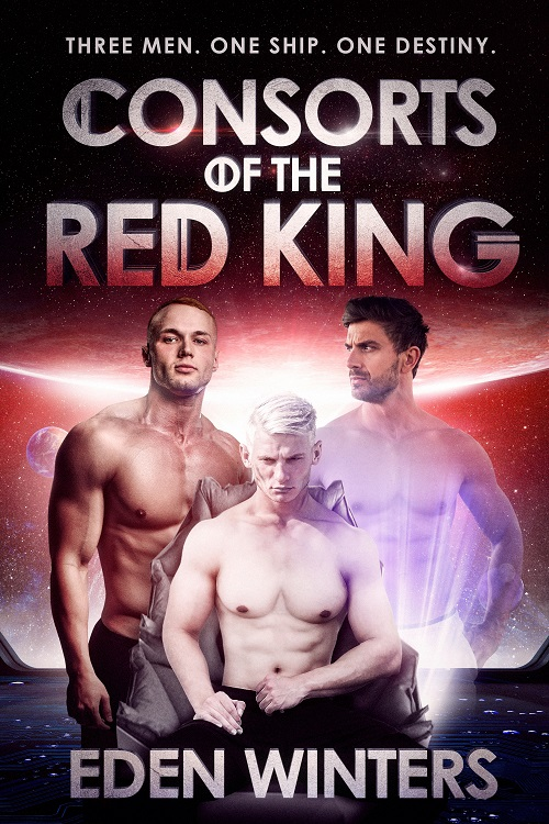 Eden Winters - Consorts of the Red King Cover enr37f