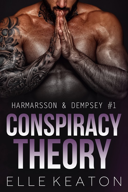 Elle Keaton - Conspiracy Theory Cover mek394