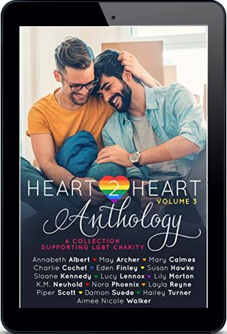 Heart2Heart Anthology, Vol. 3 Release Blast & Excerpts!