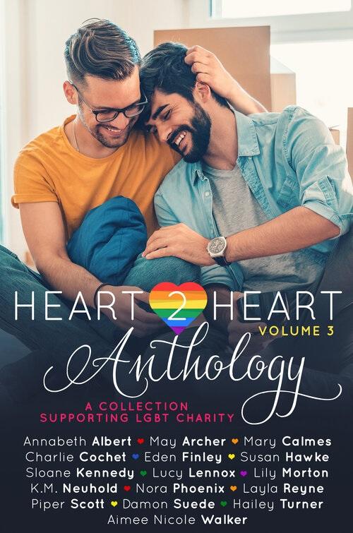 Heart2Heart Anthology, Vol. 3 Cover vyh7d0k