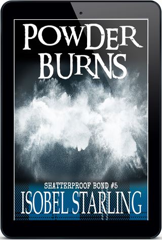 Powder Burns by Isobel Starling Release Blast, Teaser & Giveaway!
