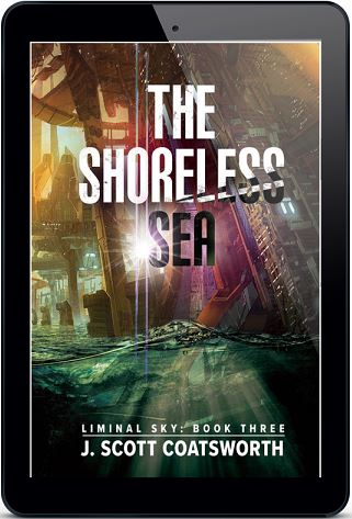 The Shoreless Sea by J. Scott Coatsworth Blog Tour, Exclusive Excerpt, Review & Giveaway!