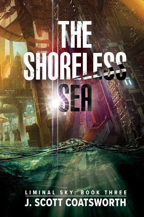 J. Scott Coatsworth - The Shoreless Sea Cover jweu37